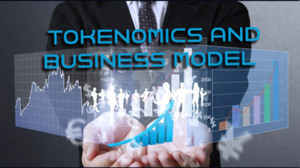 Tokenomics and business model